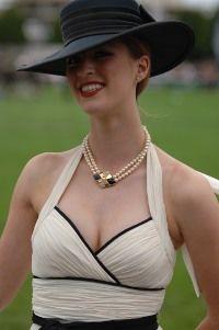mulher elegante